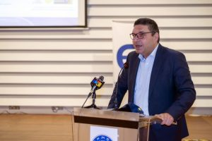 Πιο αναγκαία από ποτέ η εφαρμογή της δημοσιογραφικής δεοντολογίας, αναφέρει ο Υπουργός Οικονομικών κ. Κωνσταντίνος Πετρίδης