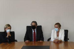 Συνάντηση του ΠΔΣ με την Κοινοβουλευτική Επιτροπή Ανθρωπίνων Δικαιωμάτων