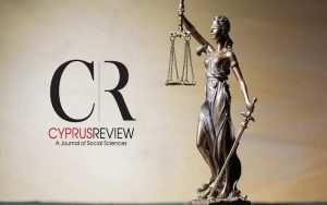 """Annual Book Αwards of The Cyprus Review in category """"Law"""""""