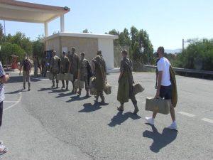 Νόμο για άδειες σε εθνοφρουρούς που συμμετέχουν σε διοργανώσεις του ΚΟΑ, ψήφισε η Βουλή